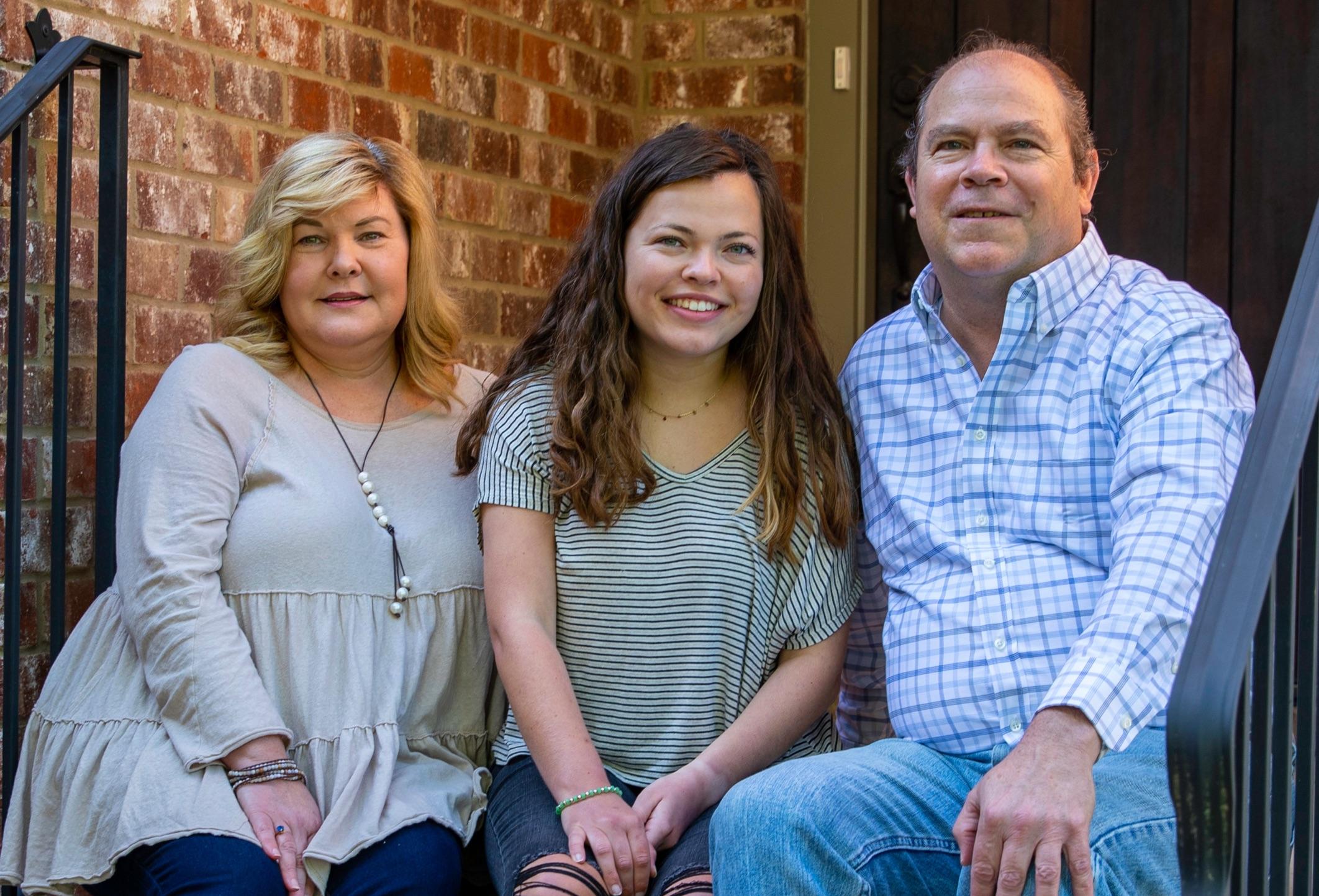 Tice Feldman, Real Estate Advisor, and family
